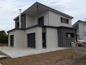 Centre Manche : 4 maisons contemporaines à Agon-Coutainville
